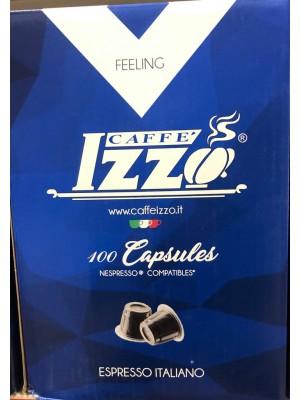 Caffè Izzo capsule compatibili Nespresso Grand Espresso 100pz